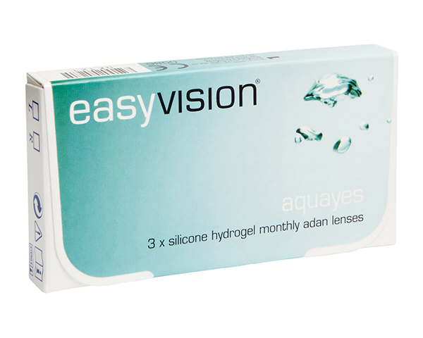 easyvision contact lenses - easyvision Aquayes