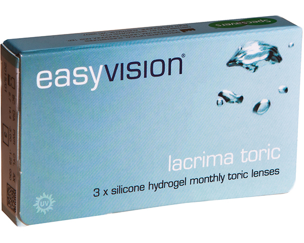 easyvision contact lenses - easyvision Lacrima Toric