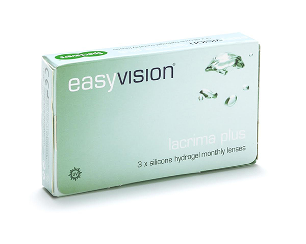 easyvision contact lenses - easyvision Lacrima Plus