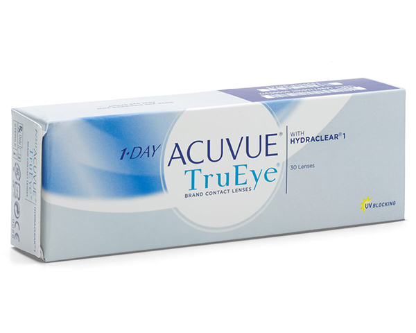 Buy 1 Day Acuvue Trueye, Daily Contact Lenses Online   Specsavers ... 837a36ae4c