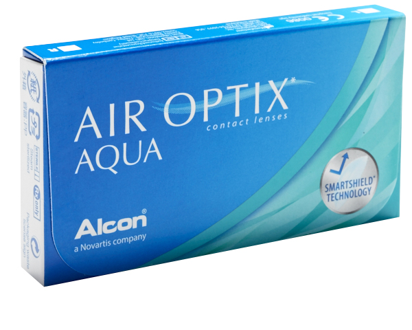 Air Optix contact lenses - Air Optix Aqua