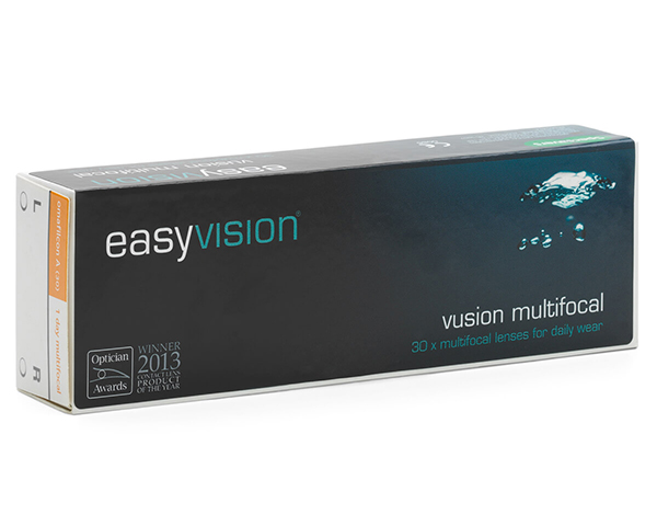 easyvision contact lenses - easyvision Vusion Daily Multifocal