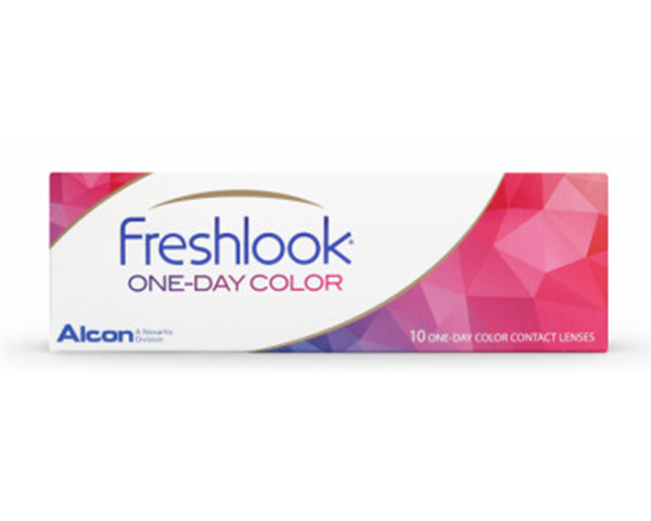 FreshLook contact lenses - FreshLook One Day Colors 10 Pack