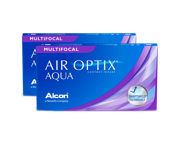 Air Optix piilolinssit - Air Optix Aqua Multifocal 6 linssiä