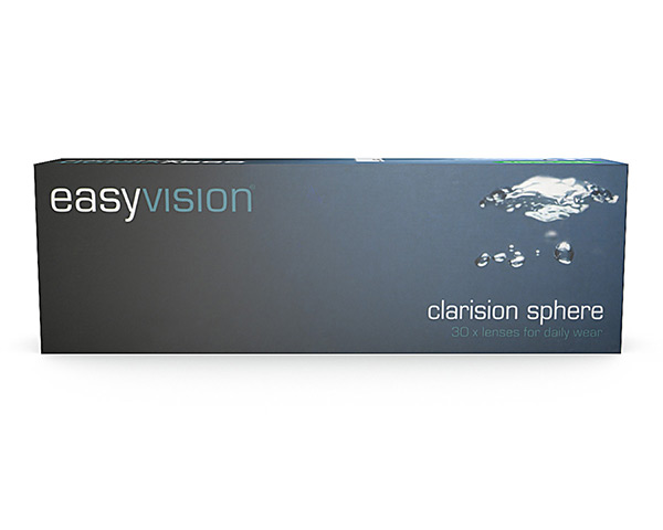 easyvision piilolinssit - easyvision Clarision Sphere