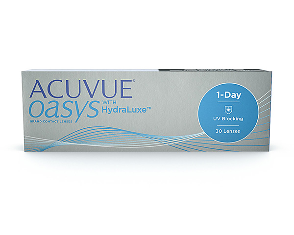 Acuvue piilolinssit - Acuvue Oasys 1-Day