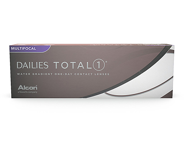Dailies piilolinssit - Dailies Total 1 Multifocal