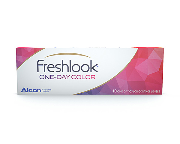 Freshlook piilolinssit - Freshlook One Day Color