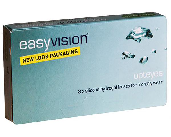 easyvision piilolinssit - easyvision Opteyes