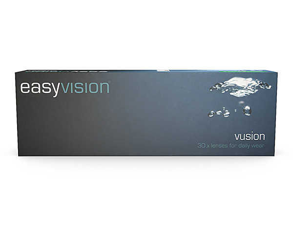 easyvision piilolinssit - easyvision Vusion Daily