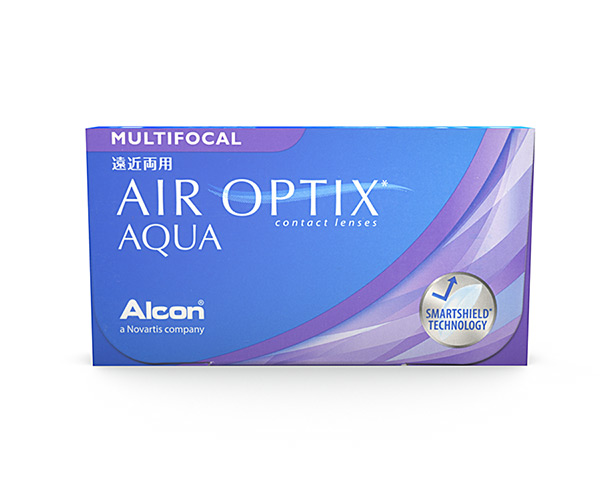 Air Optix contact lenses - Air Optix Aqua Multifocal
