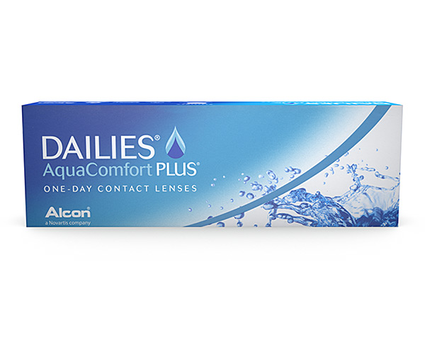 Focus Dailies contact lenses - Focus Dailies Aqua Comfort Plus