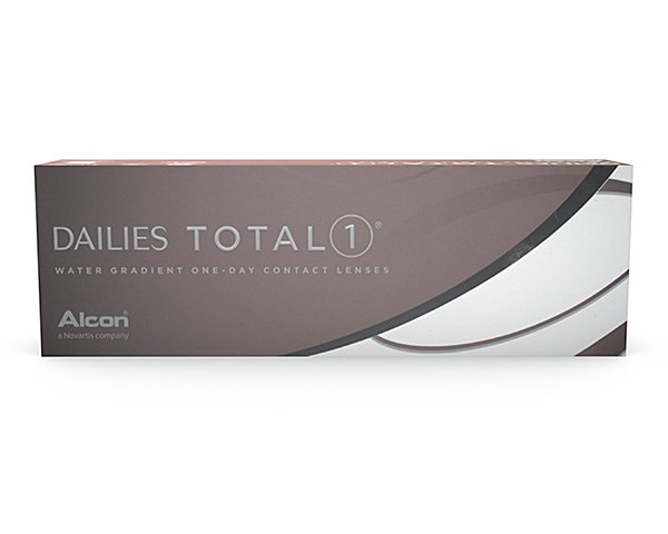 Total contact lenses - Dailies Total 1