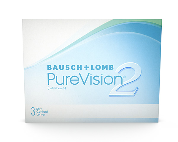 Purevision contact lenses - Purevision2