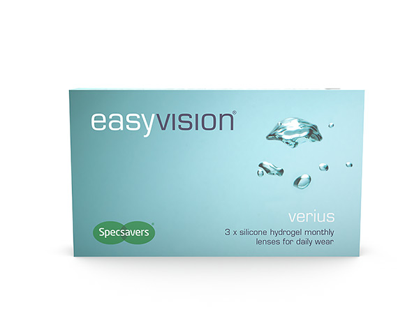 easyvision contact lenses - easyvision Verius