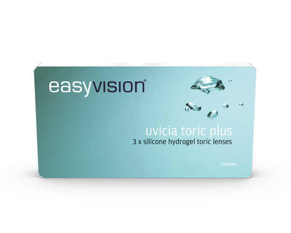 easyvision contact lenses - easyvision Uvicia Plus Toric