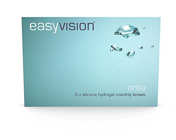 easyvision contact lenses - Easyvision Orba Monthly