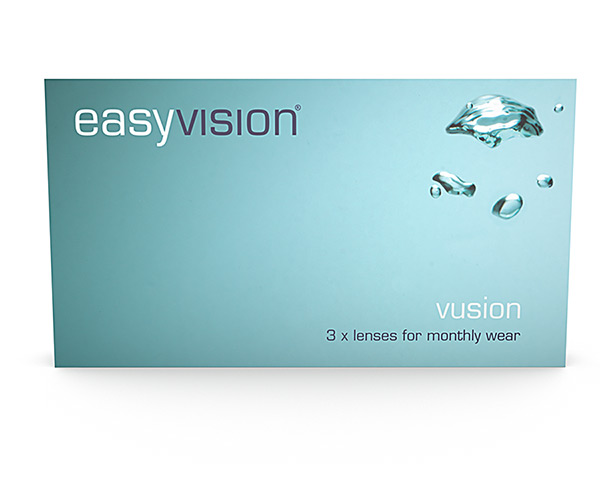easyvision contact lenses - easyvision Vusion monthly