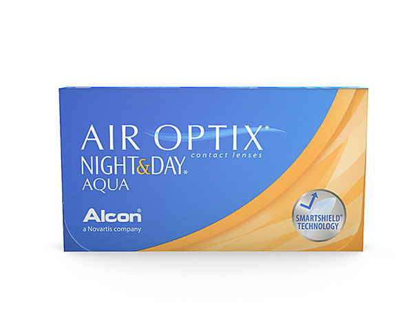 Air Optix contactlenzen - Air Optix Night & Day Aqua