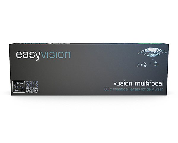 easyvision contactlenzen - easyvision Vusion Daily Multifocal