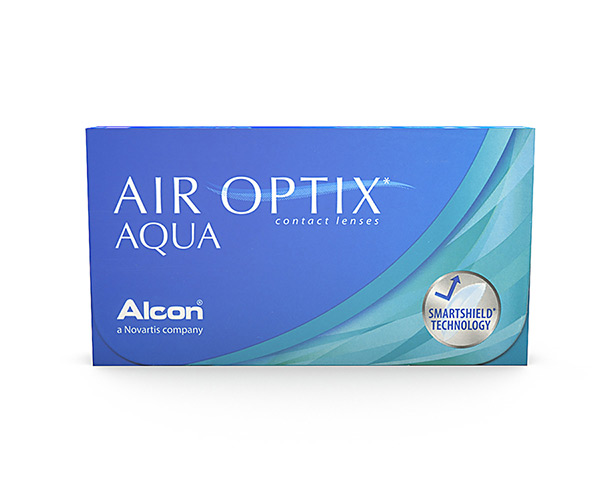 Air Optix kontaktlinser – Air Optix Aqua