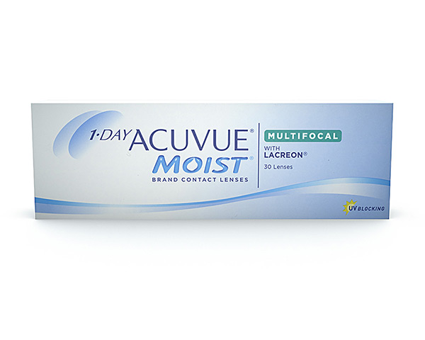 Acuvue kontaktlinser – 1 Day Acuvue Moist Multifocal