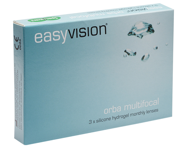 easyvision contact lenses - easyvision Orba Multifocal