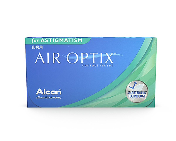 Air Optix kontaktlinser – Air Optix for Astigmatism