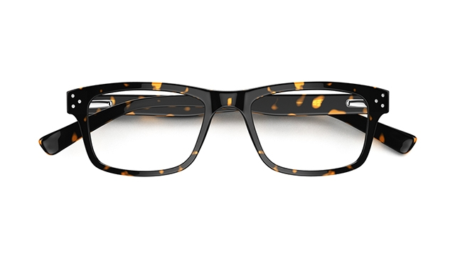 Specsavers Teens Glasses Teen 73 Tortoiseshell Acetate