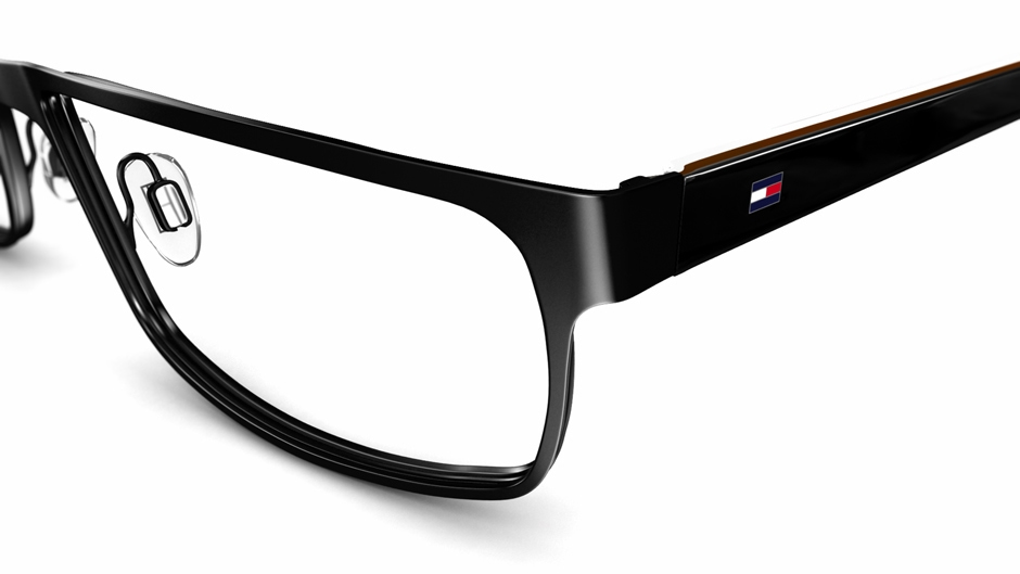 th-61 Glasses by Tommy Hilfiger