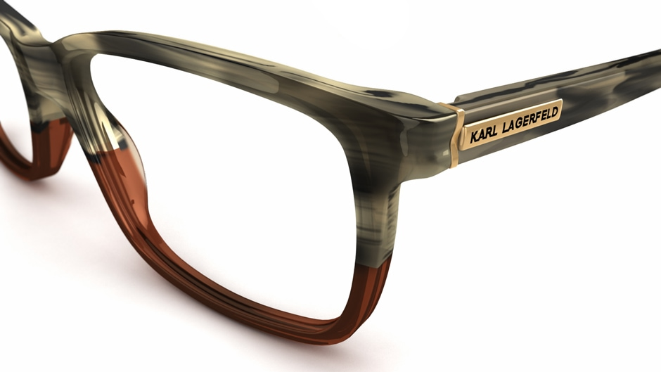 kl-01 Glasses by Karl Lagerfeld