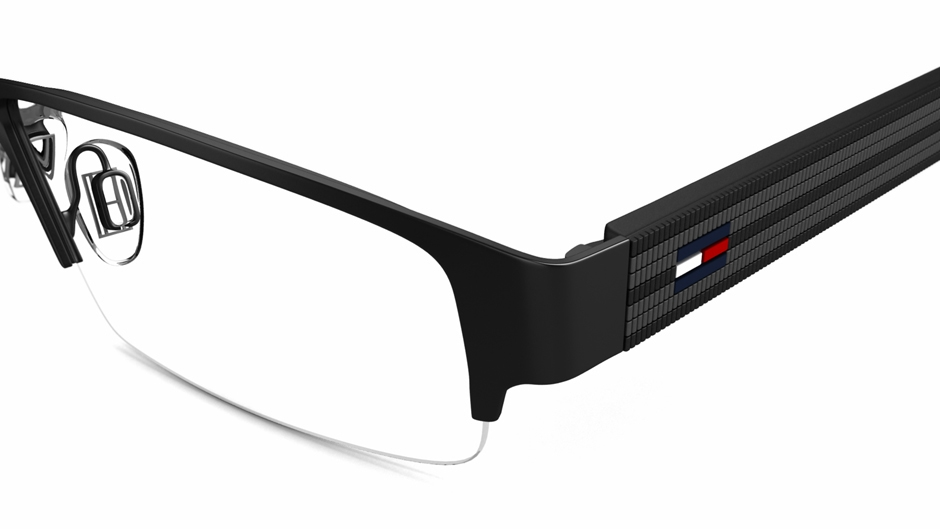 th-65 Glasses by Tommy Hilfiger