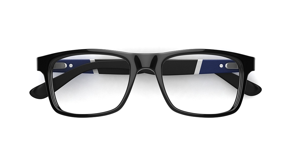 TH 73 Glasses by Tommy Hilfiger
