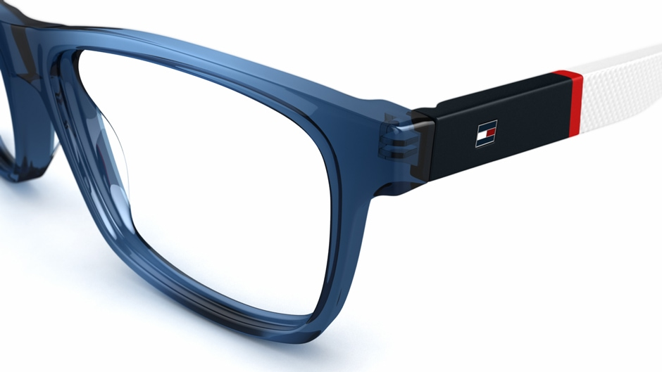 th-73 Glasses by Tommy Hilfiger