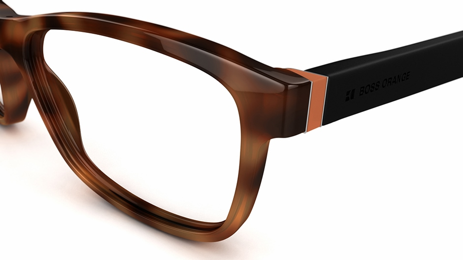 bo-0181 Glasses by BOSS Orange