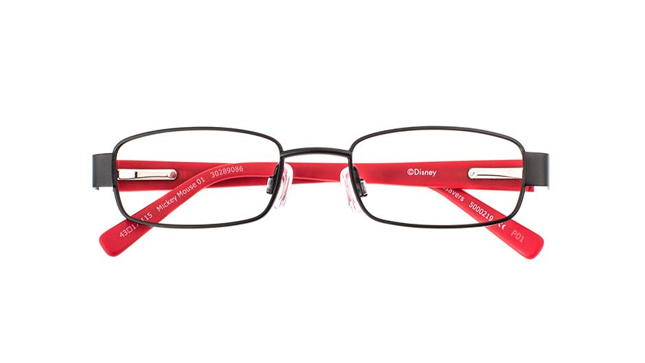 Disney Kids\' Glasses MICKEY MOUSE 01 | Black Frame €55 | Specsavers IE