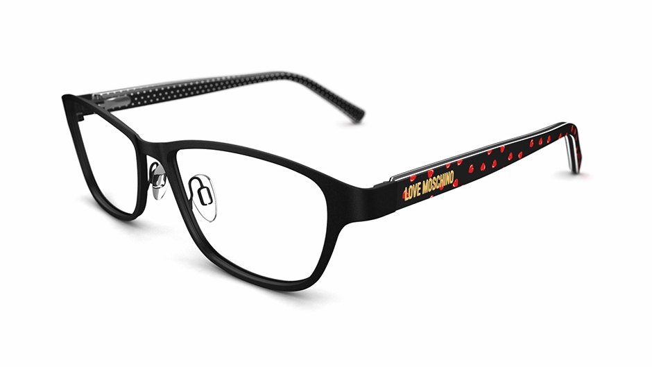 lm-06 Glasses by Love Moschino