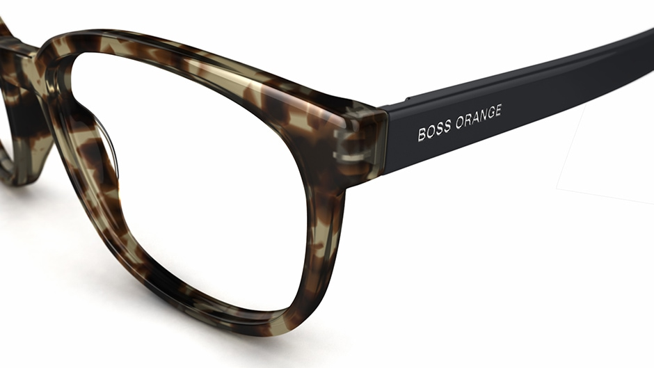 bo-0215 Glasses by BOSS Orange