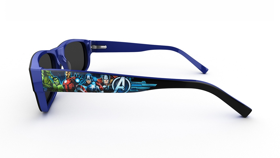 avengers-sun-rx-01 Glasses by Marvel