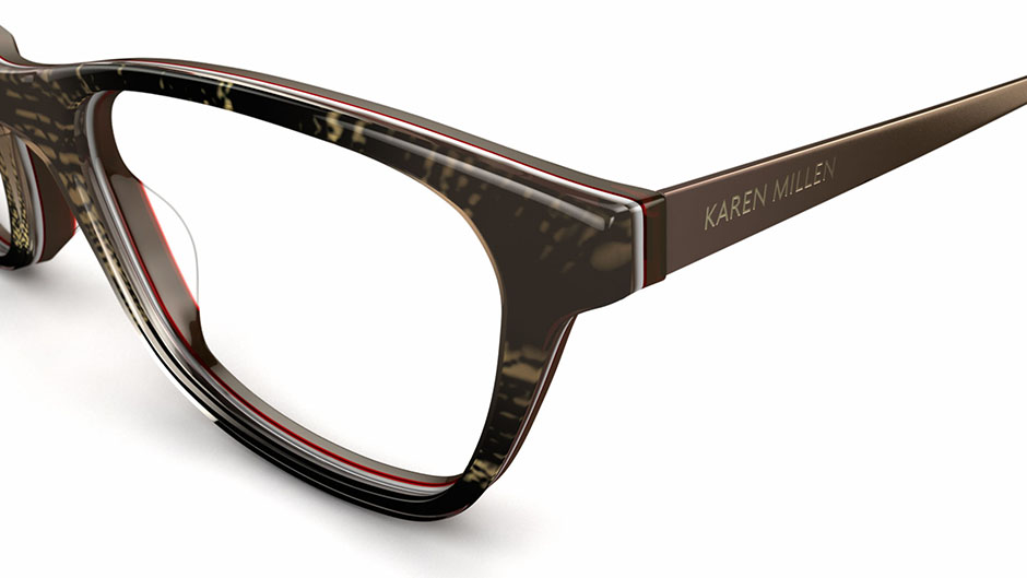 km-52 Glasses by Karen Millen