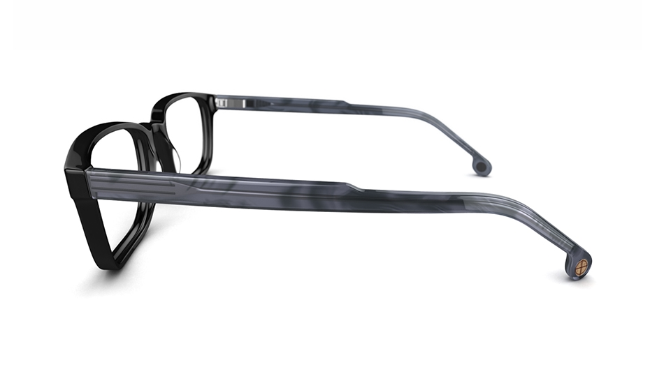 ECO ANTHRACITE Glasses by Specsavers