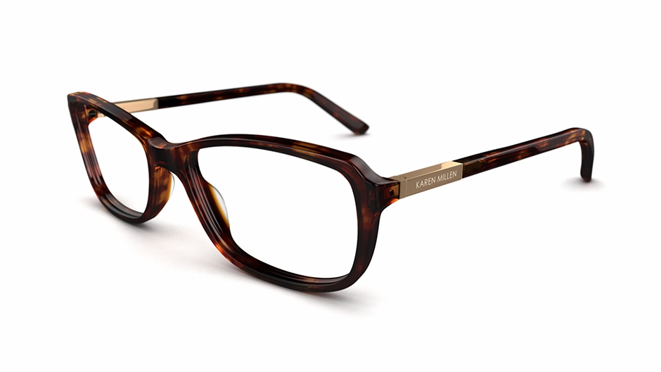 KM 58 Glasses by Karen Millen