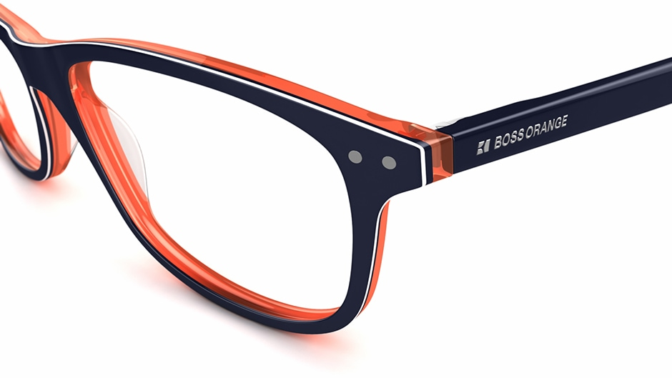 BO 0056 Glasses by BOSS Orange