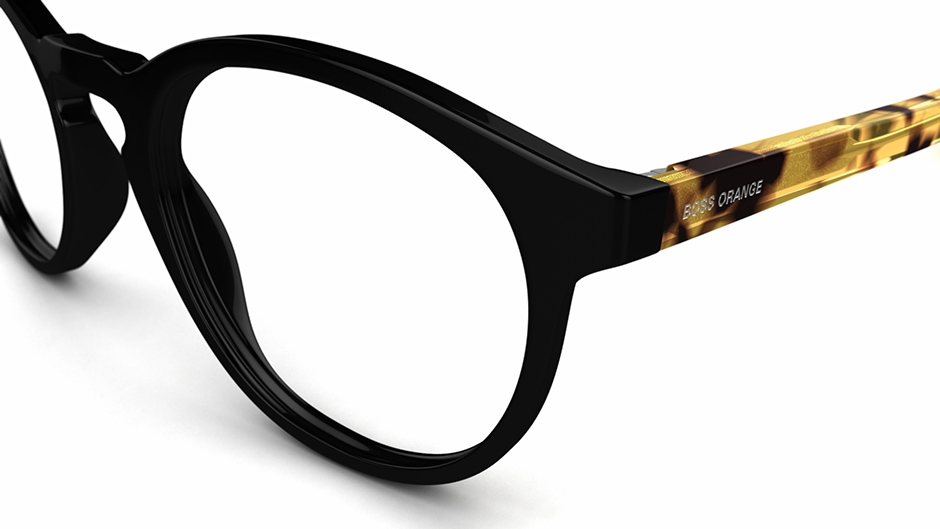 bo-0201 Glasses by BOSS Orange
