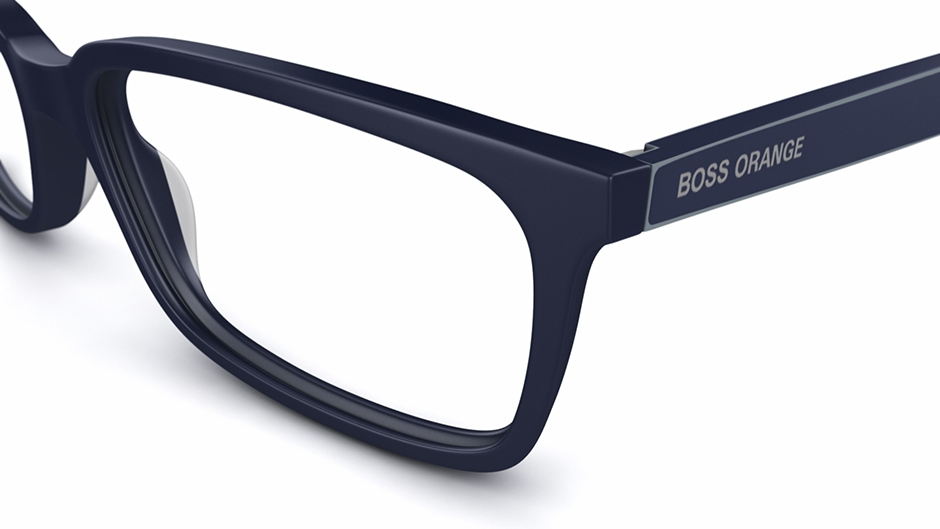 BO 0264 Glasses by BOSS Orange