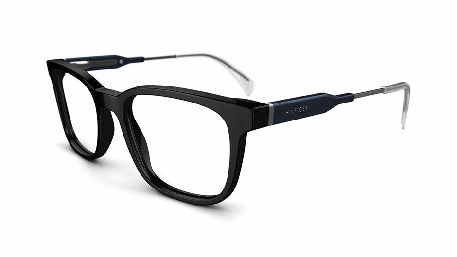 th-90 Glasses by Tommy Hilfiger