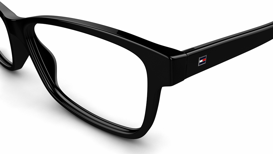 TH 87 Glasses by Tommy Hilfiger