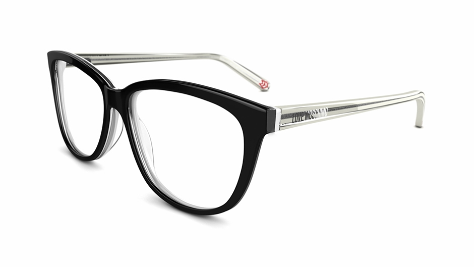 LM 13 Glasses by Love Moschino