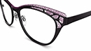 glasses/lilac Glasses by Specsavers