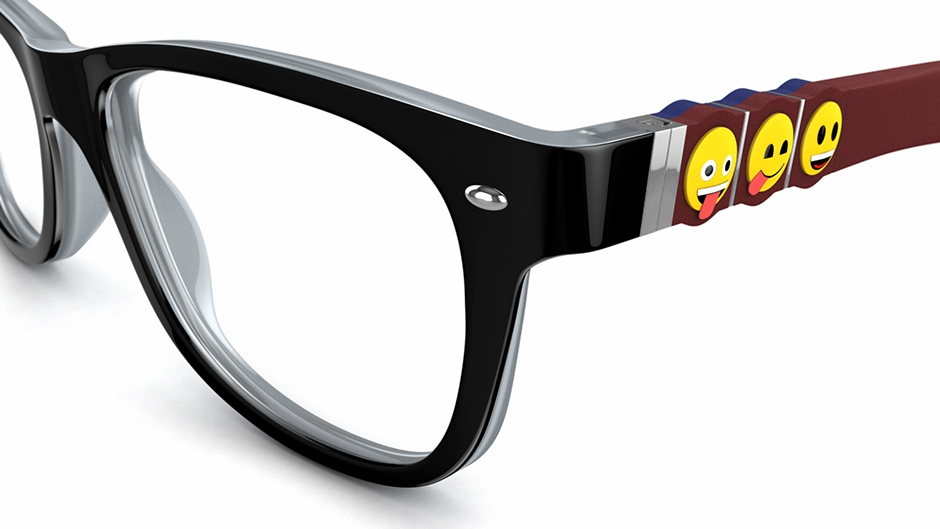 emoji-01 Glasses by emoji